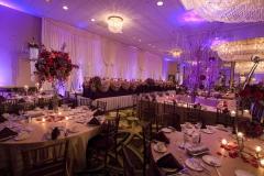 Large Wedding set up